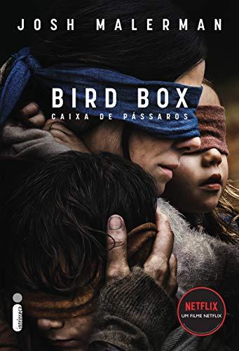 Livro Caixa de pássaros