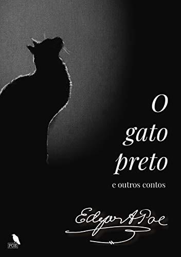 Livro O Gato Preto- Allan Poe