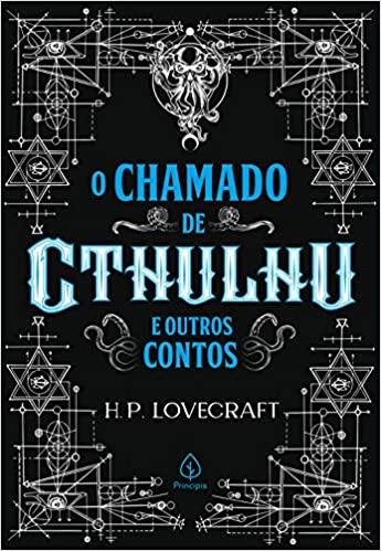 Livro de suspense O chamado do Cthulhu- H.P. Lovecraft