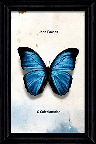 Livro O colecionador- John Fowles
